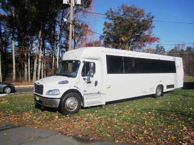 Mercedes CT Party Bus 35 pass,NY,NJ,CT,PA Limo Bus