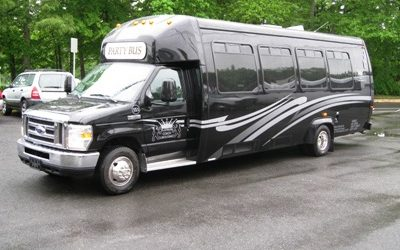 24-26 Passengers Limo Bus New Jersey ,Limo Bus NJ 20-22 Pass,NY,PA,CT