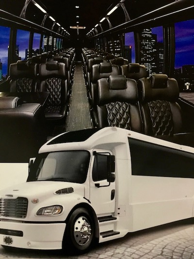 Affordable Shuttle Bus 49,45,40.30 Passengers NY,NJ, PA,CT