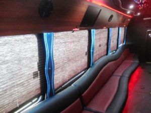 35 Pass Limo Bus NJ
